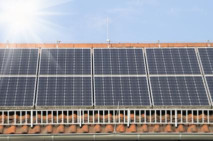 Bekannt Photovoltaikanlage mit Blitzschutz absichern GJ85