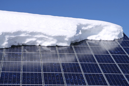 Photovoltaik Schneelast Und Windlast